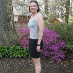 Lululemon running short review and crazy 8's tag