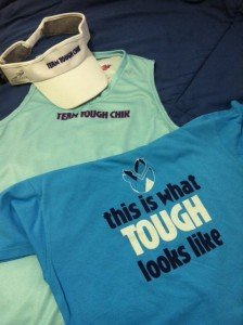 Three Things Thursday: Tough Chik, Brooks Expo, half marathon training