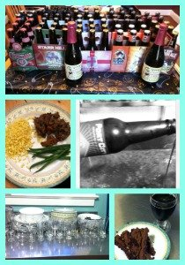 WIAW: The Beer Dinner Edition