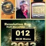 Half Marathon #1 Done!
