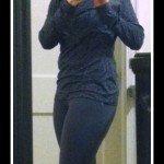 Athleta Relay Capri and Luscious Half Zip Review