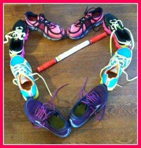 Shoe heart