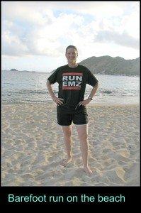 Run Emz T-shirt