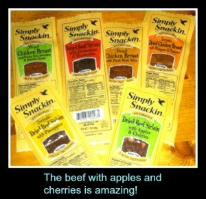 Simply Snackin Review + Giveaway