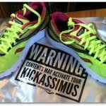 Saucony Kinvara 4 make me feel sassy!