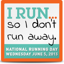 Happy National Running Day!