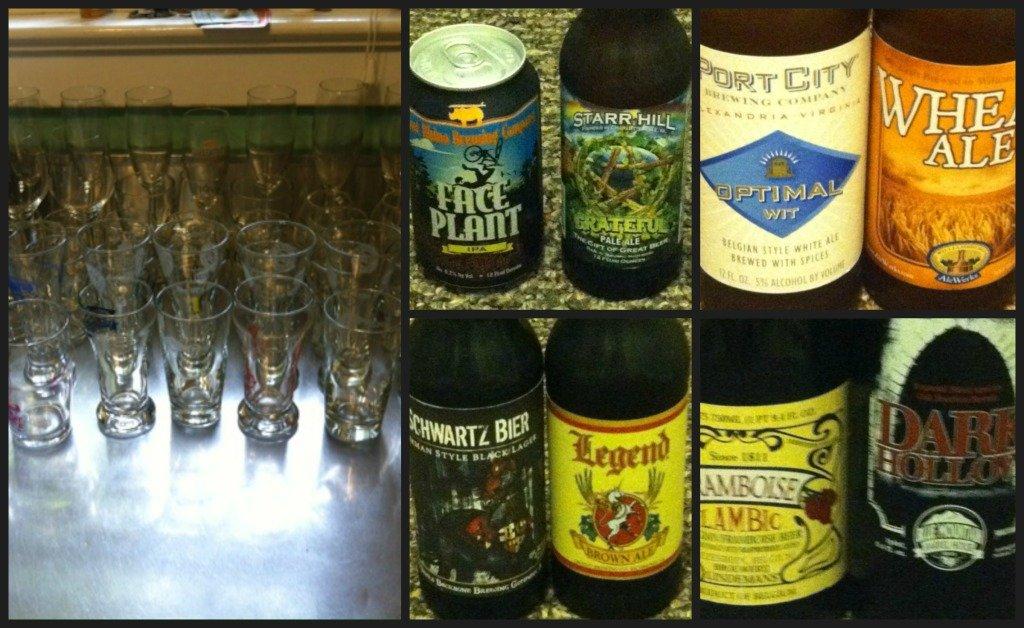 beer_dinner_beers
