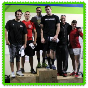 How to live with a Crossfit spouse (guest post)