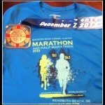 Half marathon #12 for 2013: Rehoboth Beach Half