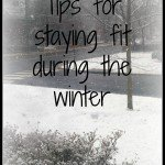 A southern girl's tips for training through winter