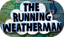running-weatherman-logo