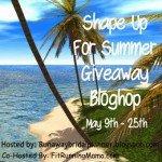 Shape Up For Summer Blog Hop