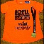 Half Marathon #14 for 2014: Achill Island, Ireland