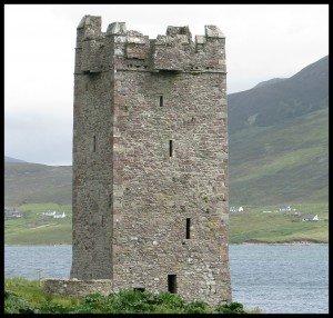 achill-island-tower