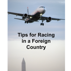 International race tips