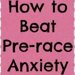 Tips for handling race anxiety
