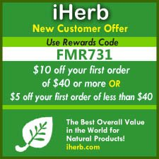 iherb.com review and giveaway