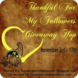 Thankful For My Followers Hop