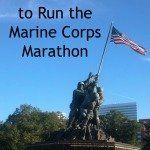 5 reasons to run the Marine Corps Marathon
