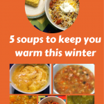 5 Soups Friday!