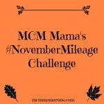 "#NovemberMileage and ""Thankful to my Followers"" Giveaway"