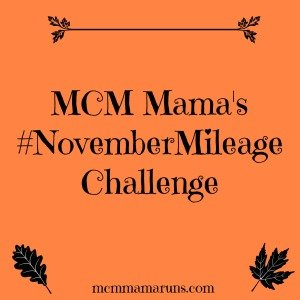 MCMMama-novembermileage