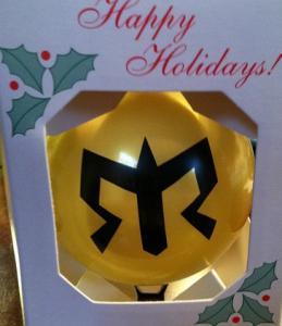Ragnar ornament