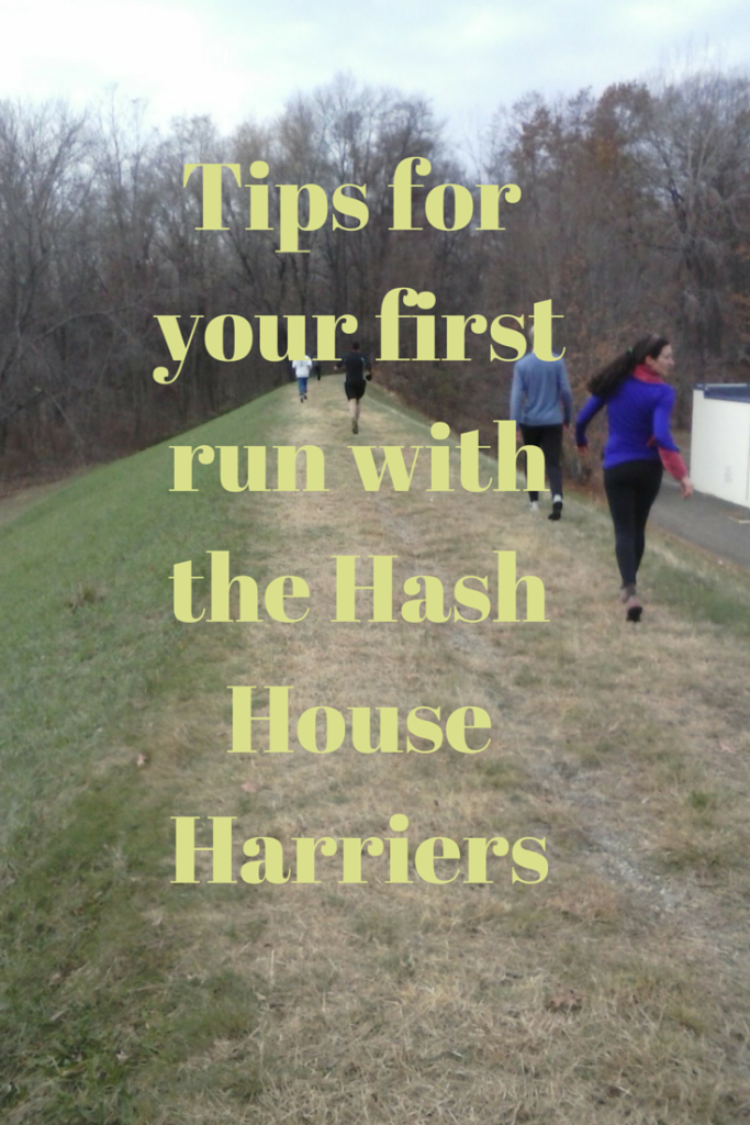 Tips for your first run with the Hash