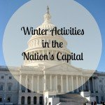 Five awesome things to do in DC in the winter