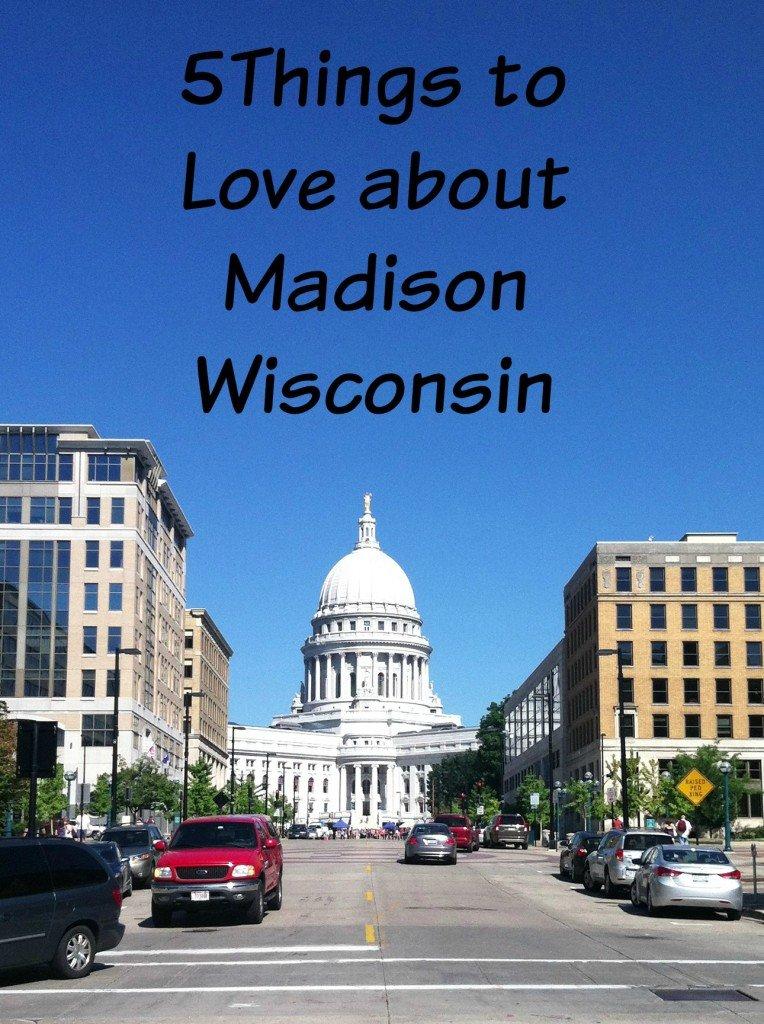 Madison-Wisconsin