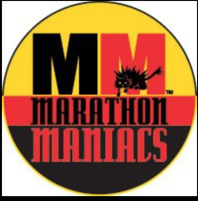 Marathon Maniac logo