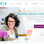 MUMZY: Crowdfunding for Moms