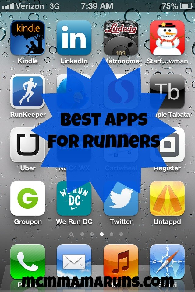 Best Apps for Runners