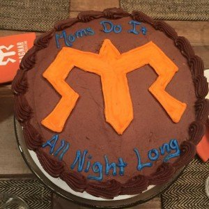 Ragnar-cake