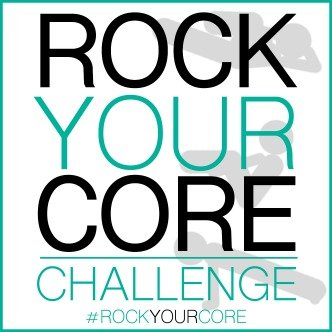 Rock Your Core Challenge Logo small
