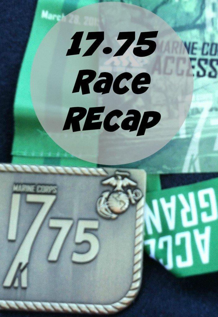 17.75 race recap