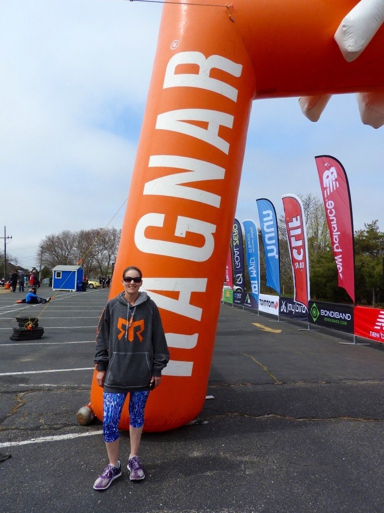 Ragnar finish