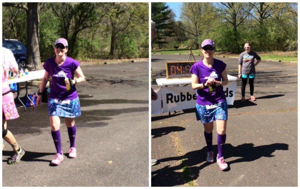 Marathon 1 Last Lap