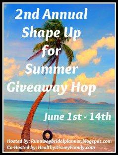 Shape up for Summer Giveaway Hop