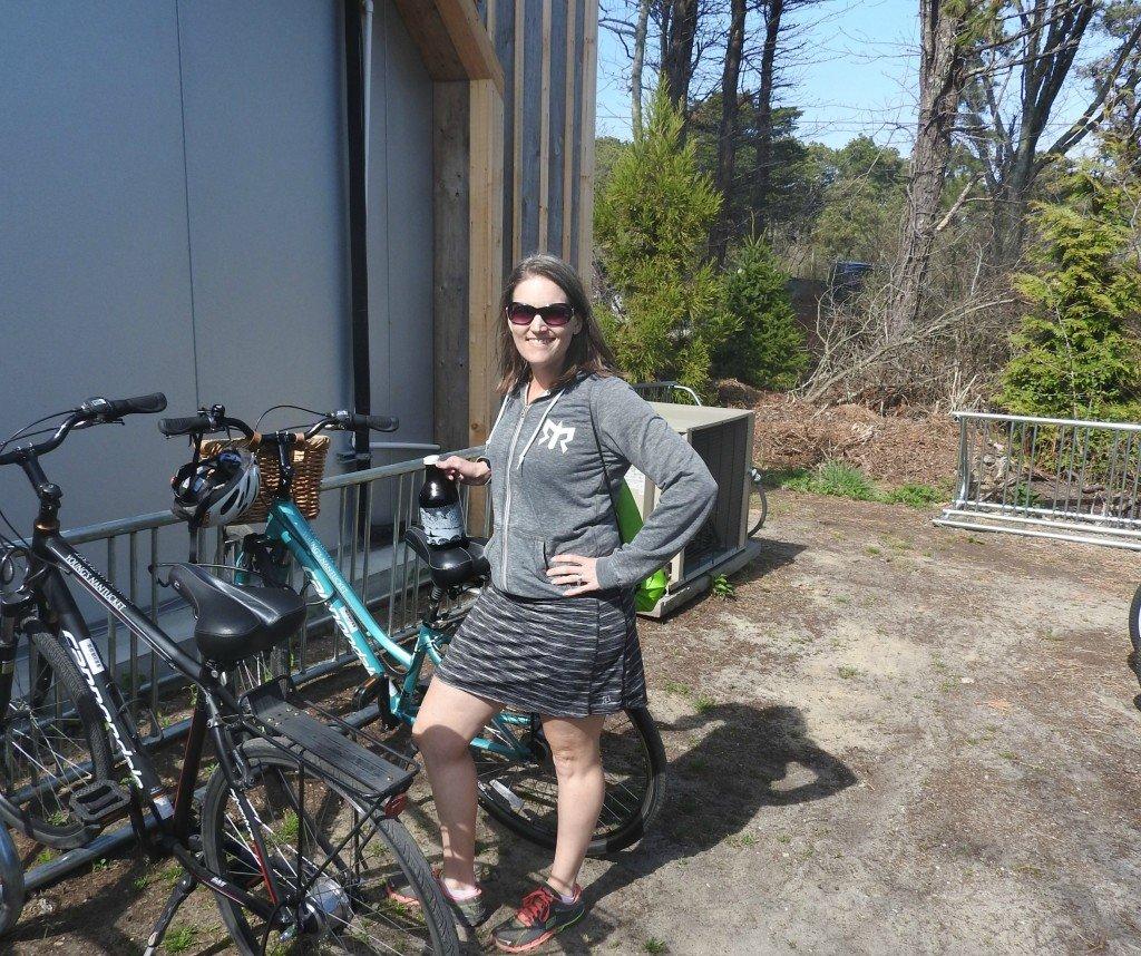 cisco brewery biking