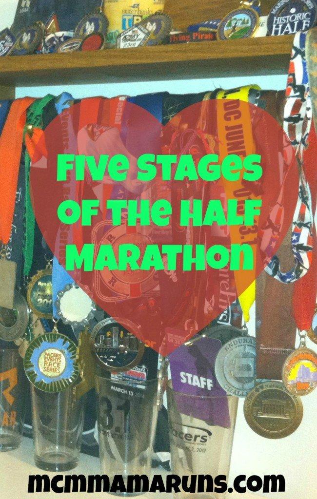 Five Stages Half Marathon URL