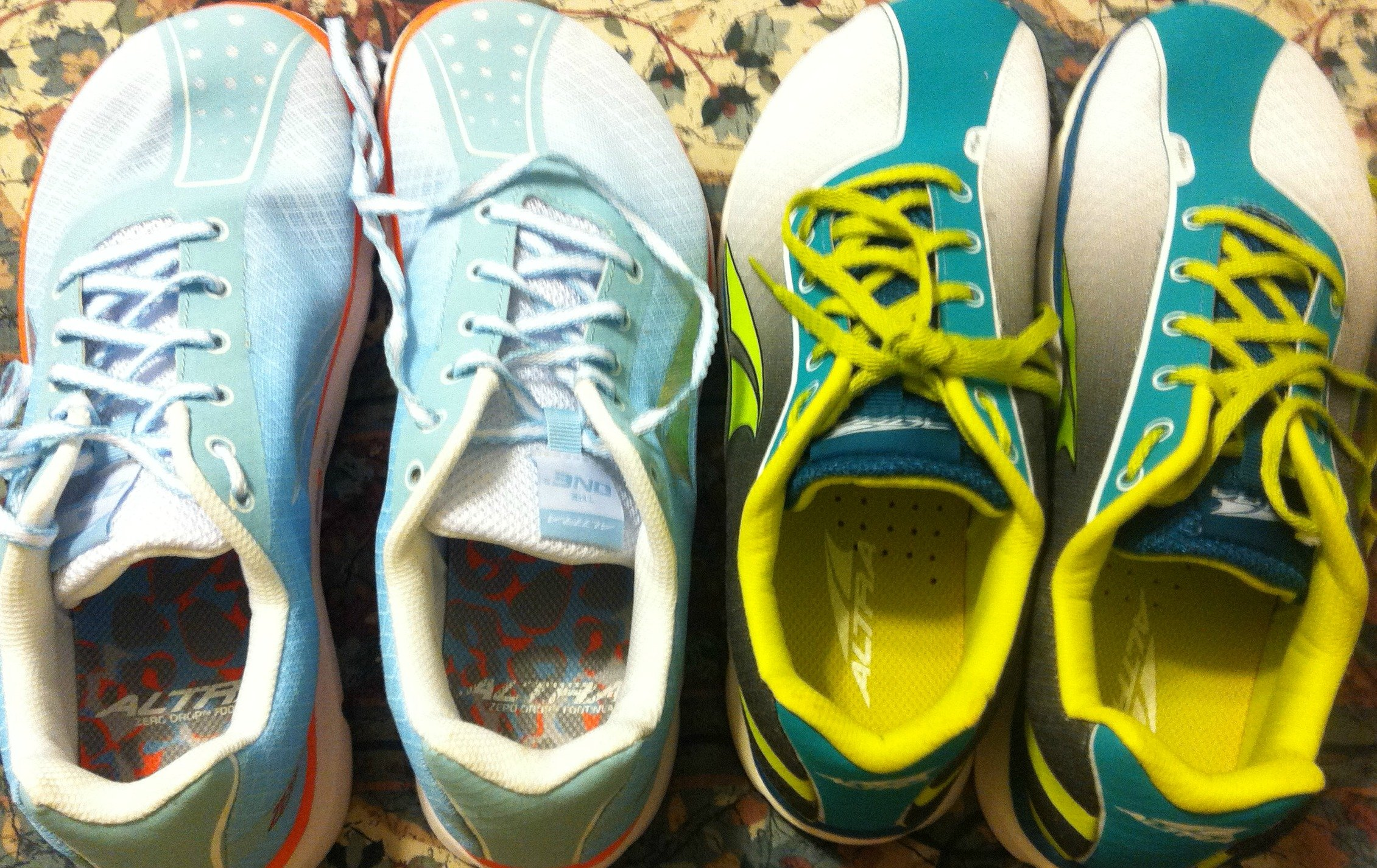 Altra Running One 2.5 Review - MCM Mama