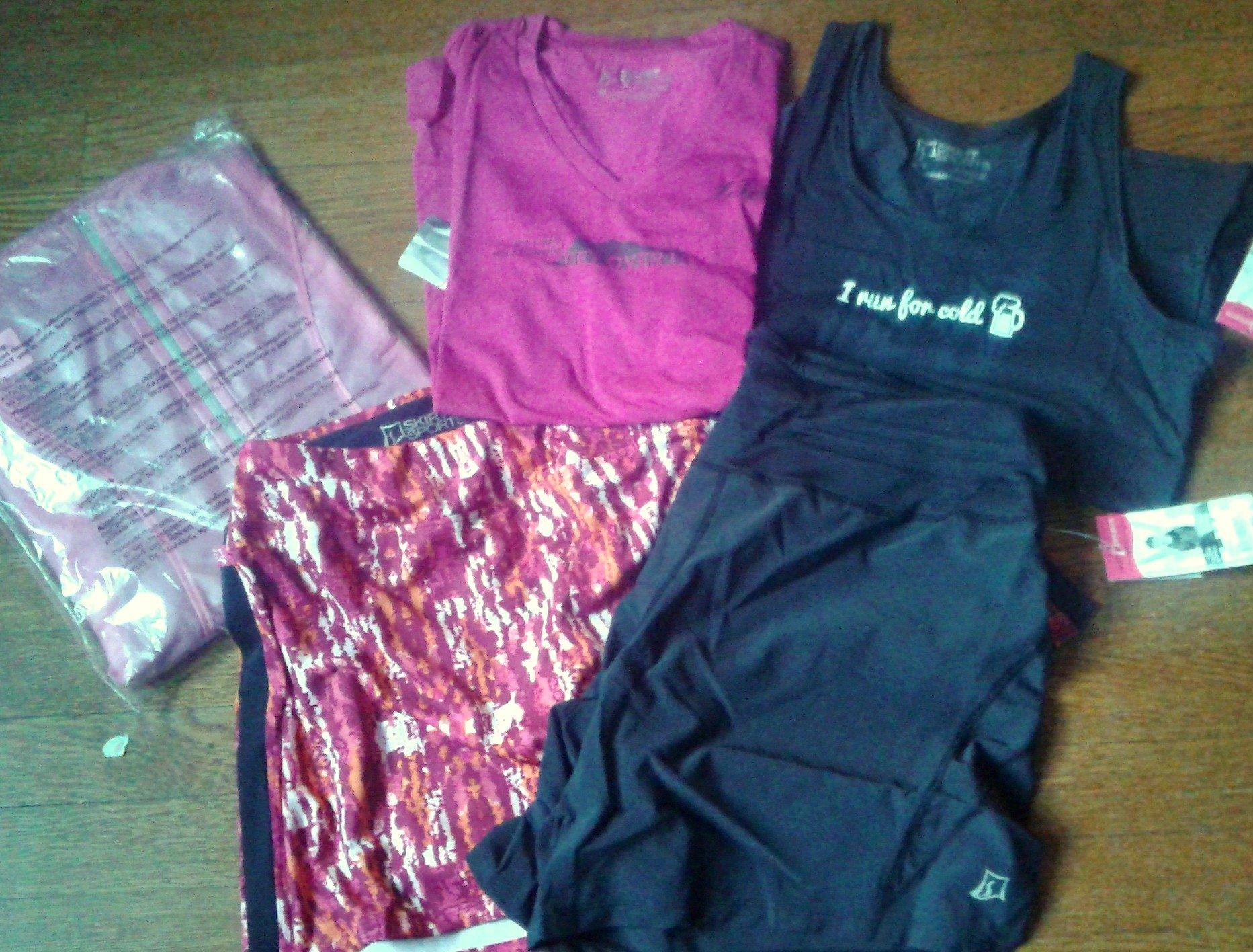 skirt sports mail