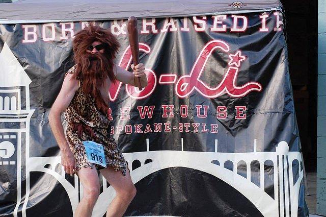 Contest costume