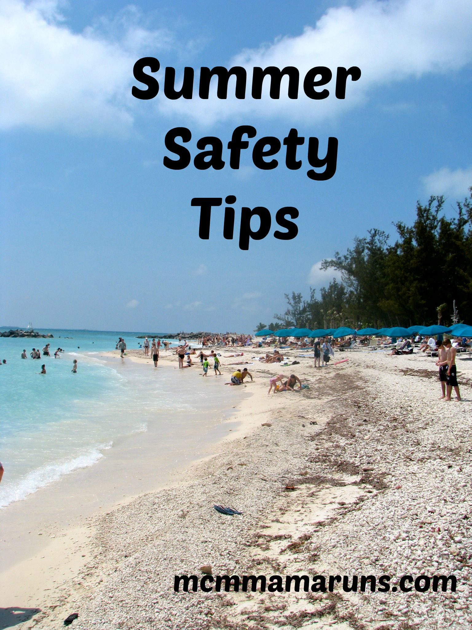 Aflac summer safety