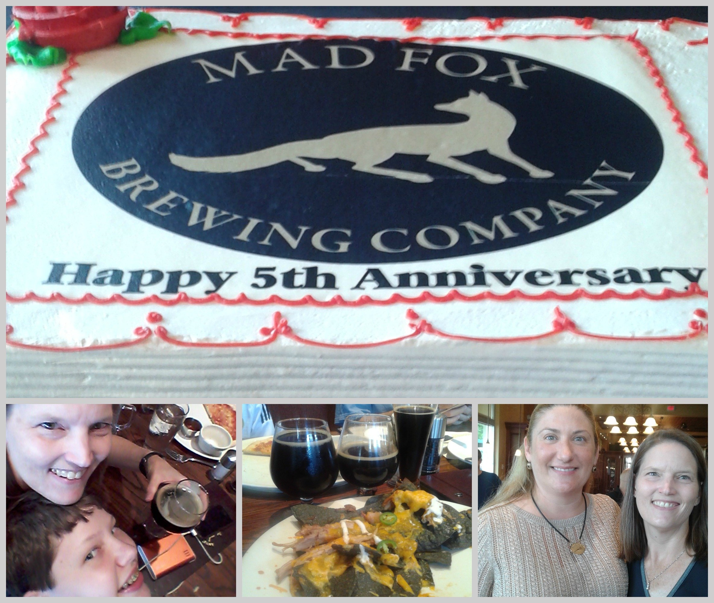 Mad Fox 5th anniversary