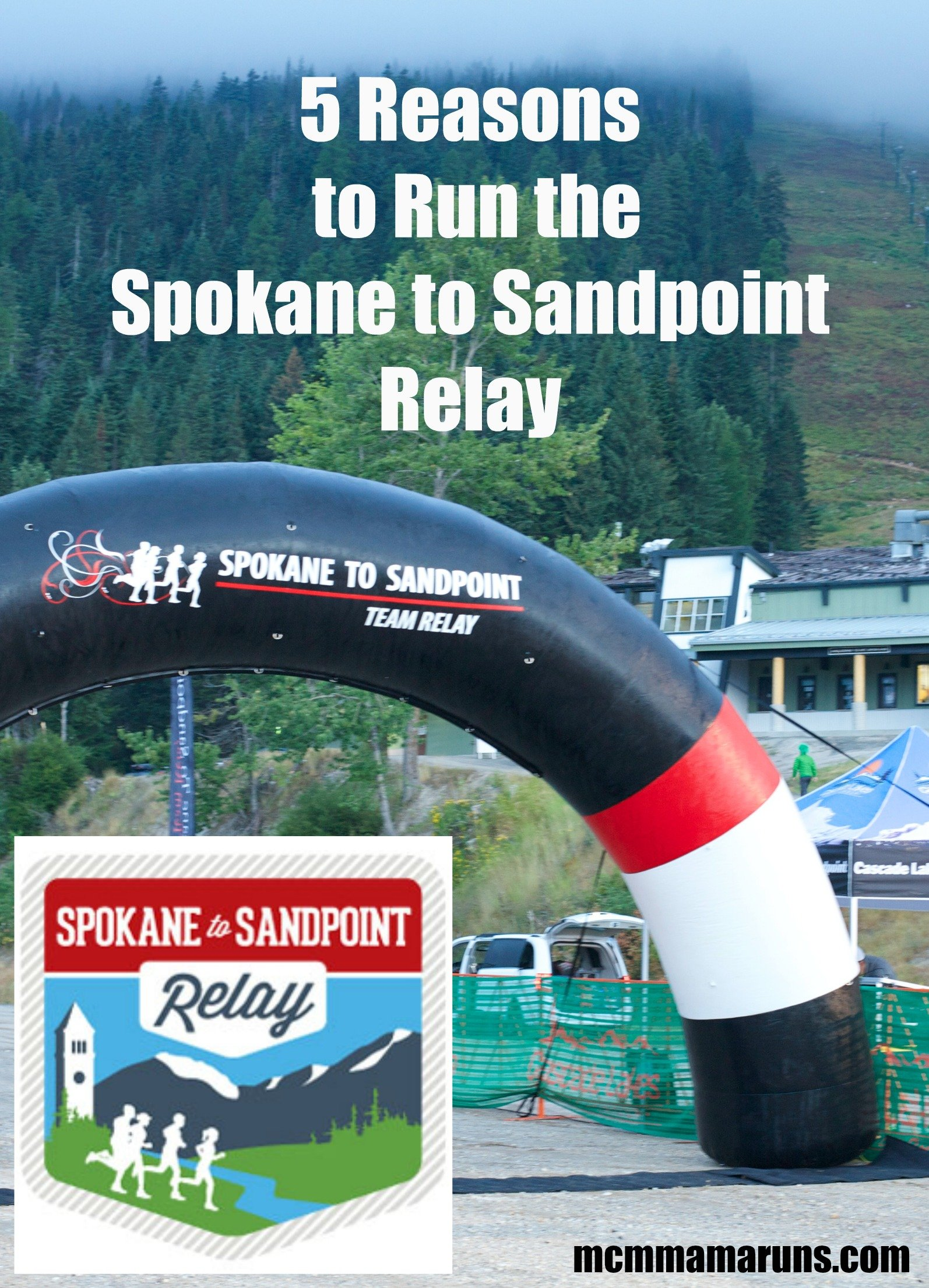 Reasons to Run Spokane to Sandpoint