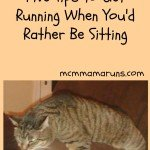 Five tips for running when you just don't want to