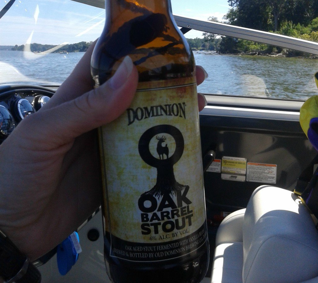 beer and boating