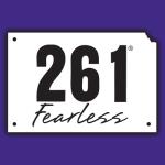 I am a 261 Fearless Ambassador!